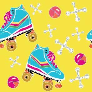 Roller Skate/jacks/Rollerderby