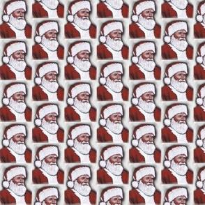 Santa Claus Fabric