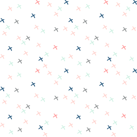 Crosses fabric by caracameron on Spoonflower - custom fabric