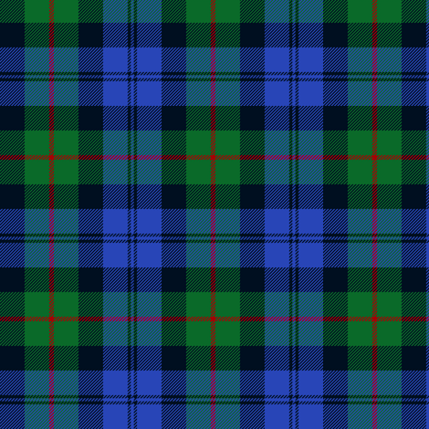 Murray tartan I fabric by weavingmajor on Spoonflower - custom fabric