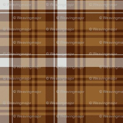 Brown Watch dress tartan