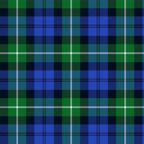 Campbell of Argyll tartan (according to Smiths of Mauchline)