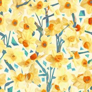 Happy Yellow Jonquils