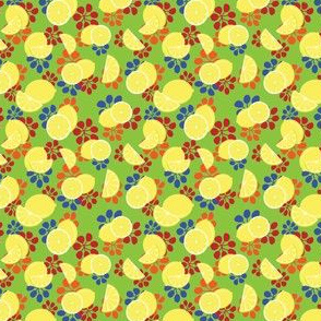 Tropical Lemons