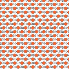 Orange Lollies
