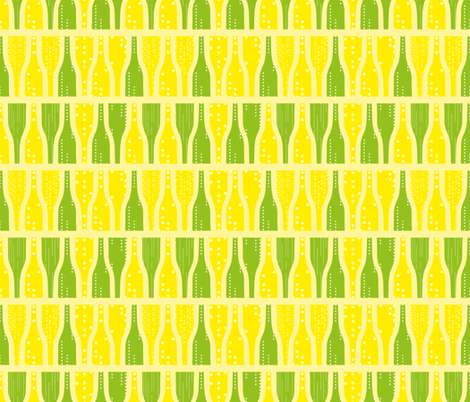Shake The Bottle fabric by seesawboomerang on Spoonflower - custom fabric