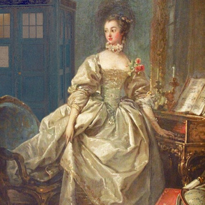Madam de Pompadour