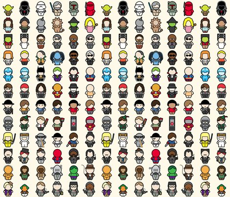 Spoonflower_52_-_movie_characters_-_final_shop_preview
