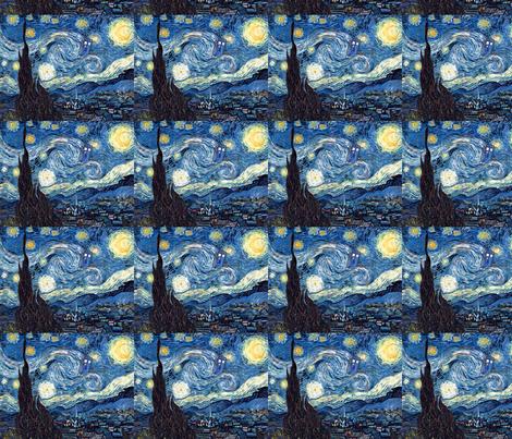 Shining Burning Bursting (5.5x4.3) fabric by studiofibonacci on Spoonflower - custom fabric