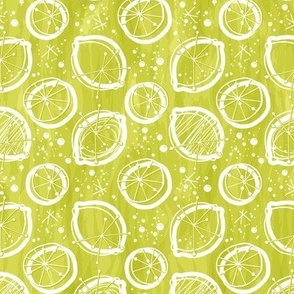 Atomic Lemonade_Green & White