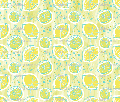 Atomic lemonade_Green & Cerulean