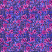 abstract_flowers_pattern_with_hiacinth_and_blue_background