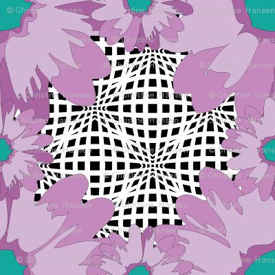 flower power illusion - photo #3