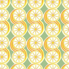 Lemonade swirls