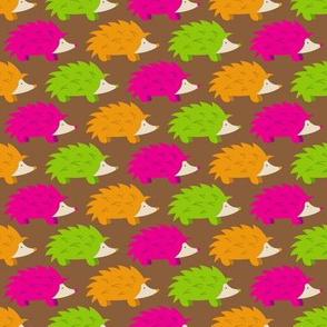 Hegehog Parade (Dark)