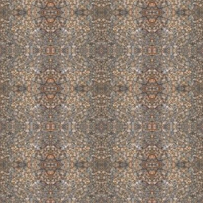 Nature's Earthy Coloured Mosaic (Ref. 0017)