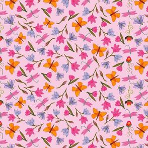 Flores_e_Libelulas