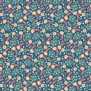 PeachNavy_Floral