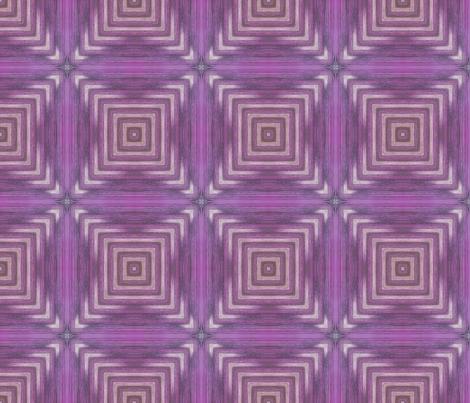 Bargello purple fabric by koalalady on Spoonflower - custom fabric