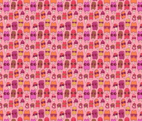 Sunnies fabric by bettyturbo on Spoonflower - custom fabric