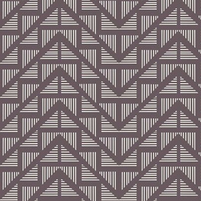 Criss Cross Chevron