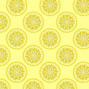 Lemonade Lemon Slices