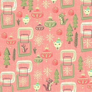 Jolly holiday | pink