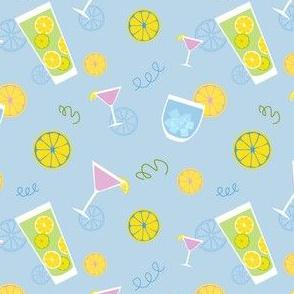Lemonade-Blue