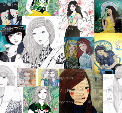 Ali J Portraits