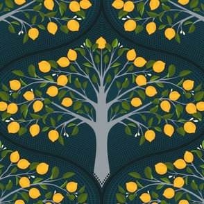 Midnight Lemon Trees