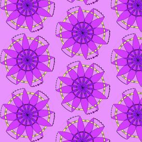 Floral Lavendar