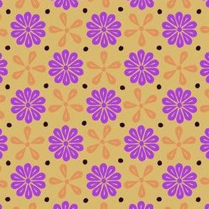 Peoria Re - Flowers (Golden)
