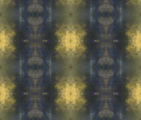 Night Sky No. 5 fabric by essieofwho on Spoonflower - custom fabric