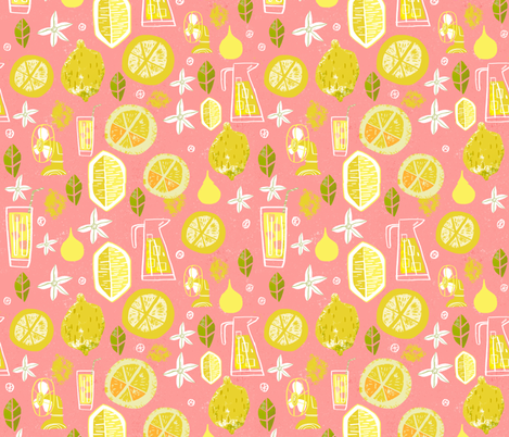Sweet & sour fabric by skbird on Spoonflower - custom fabric