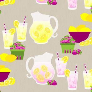 Lemonade or Pink Lemonade