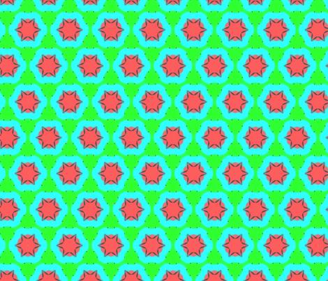 Guiding Star fabric by inniv8z_oz on Spoonflower - custom fabric