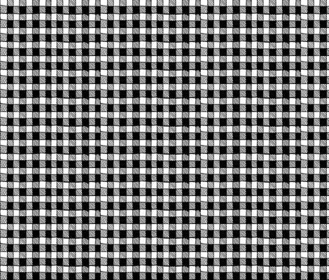 Homestyle Gingham fabric by graceful on Spoonflower - custom fabric