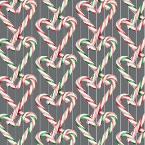 My Candy Cane Heart