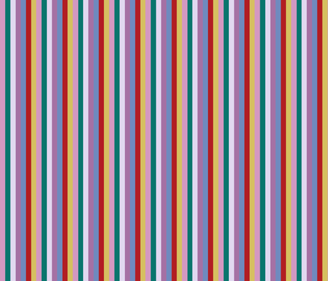 Wild West Stripe fabric by mophead on Spoonflower - custom fabric