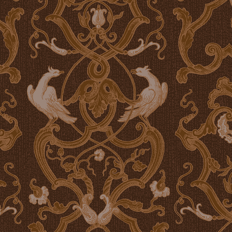 Vizcaya 1a fabric by muhlenkott on Spoonflower - custom fabric