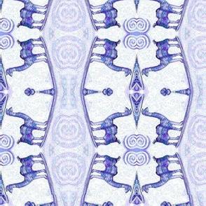Blue Llama Coordinate