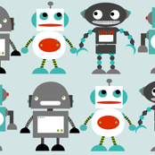 Robots - Large