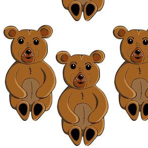 Ray, the Kind Cuddly Bear