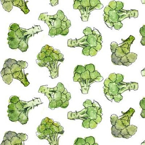 Broccoli - Scatter