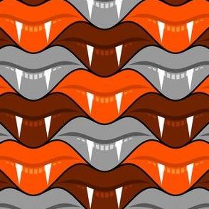 04362750 : fanged lips 3 : monster