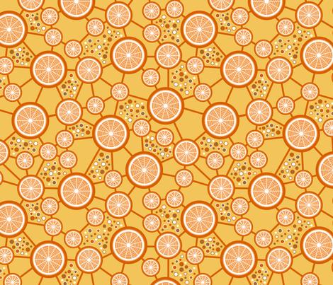 Orange Marmalade fabric by brendazapotosky on Spoonflower - custom fabric