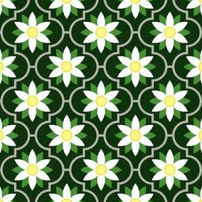 04363158 : crombus flower : goat