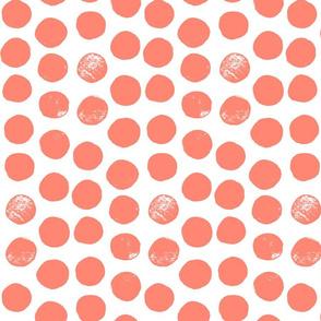 Coral Paint Dots
