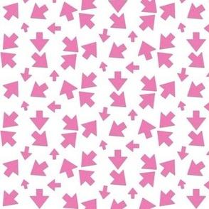 Crazy Pink Arrows