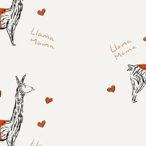 Love My Llama Mama